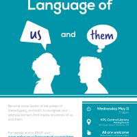 Language of Us and Them – Seminar thumbnail