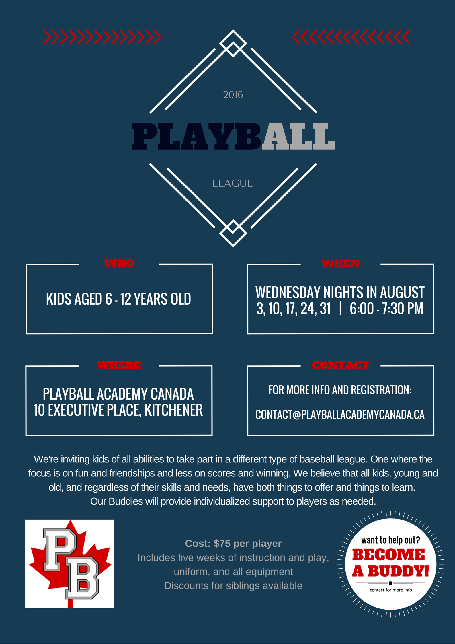 playbALL league