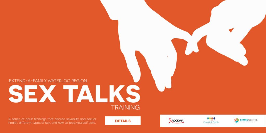 sex talks, disability services, training, extend-a-family