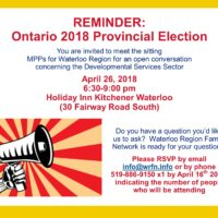 Hear and #BeHeard – Ontario 2018 Provincial Election thumbnail
