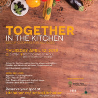 Together in the Kitchen – Group Cooking for All Ages thumbnail