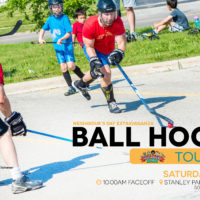Ball Hockey Tournament – Neighbour's Day Extravaganza thumbnail