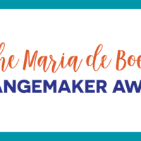 Nominations now open for The $500 Maria de Boer Changemaker Award! thumbnail