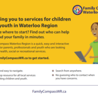Family Compass Waterloo Region provides direction in finding services for children and youth thumbnail
