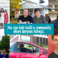 You can help build a community where everyone belongs thumbnail