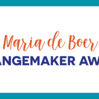 Nominations now open for the second annual $500 Maria de Boer Changemaker Award! thumbnail