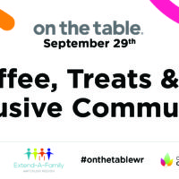 Coffee, Treats & an Inclusive Community – An On The Table event thumbnail