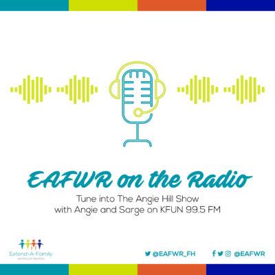 EAFWR on the Radio thumbnail